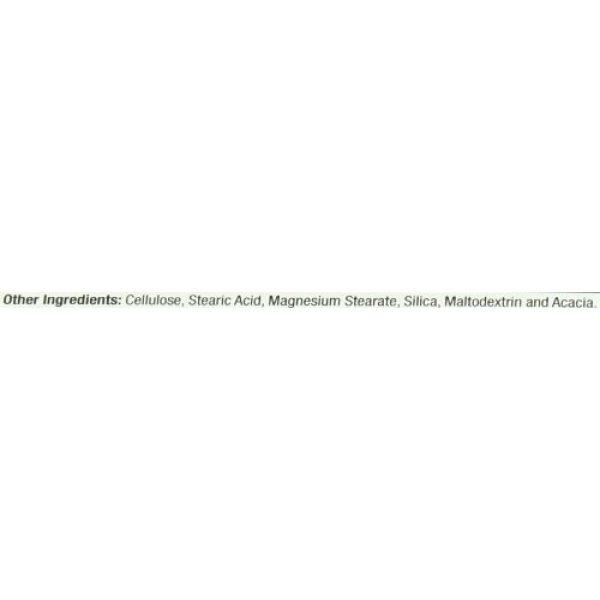 Nature's Life Calcium Supplement 5 Nature's Life Cal/Mag/Zinc Tablets, 1000/600/15 Mg, 360 Count
