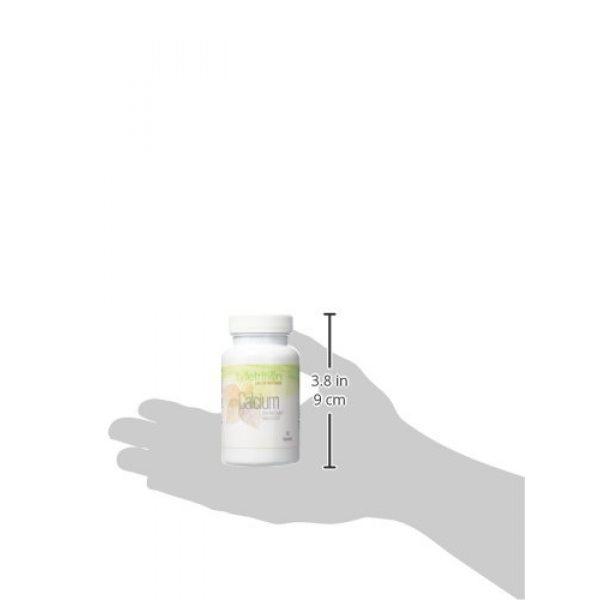 Lyfetrition Calcium Supplement 3 Lyfetrition Calcium Citrate 60 Capsule Made in USA
