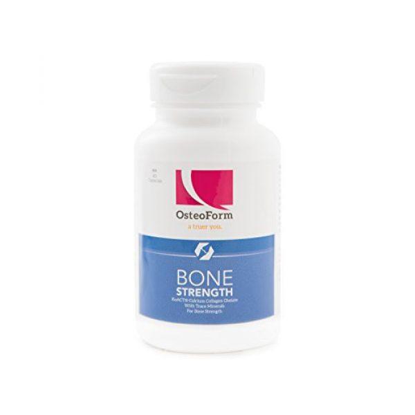 Osteoform Calcium Supplement 4 Osteoform Calcium Collagen Chelate Capsules (60) Promotes Bone Strength