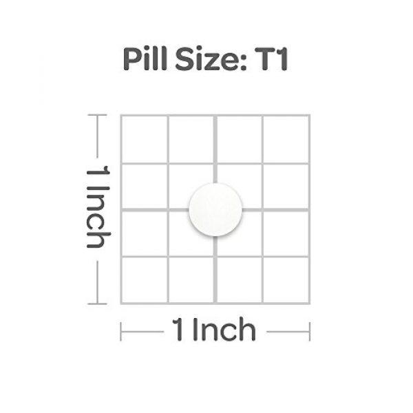 Puritans Pride Calcium Supplement 3 Puritans Pride Boron 3 mg Tablets, 100 Count