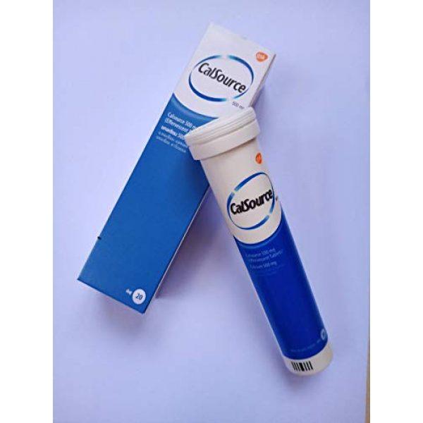 Judastice Calcium Supplement 2 Calcium-Sandoz Forte 500 mg 20 Effervescent Tablet