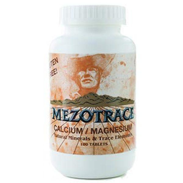 Mezotrace Calcium Supplement 1 Calcium Magnesium (1)