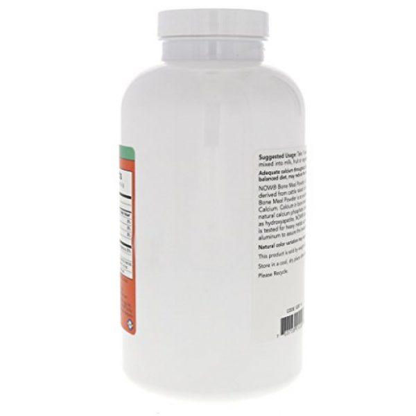 NOW Foods Calcium Supplement 5 Now Foods Bone Meal Powder 16 oz