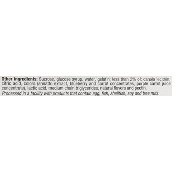 Vitafusion Calcium Supplement 5 VitaFusion Calcium with Vitamin D3 - 2 100 Count Bottles - 200 Gummies Total