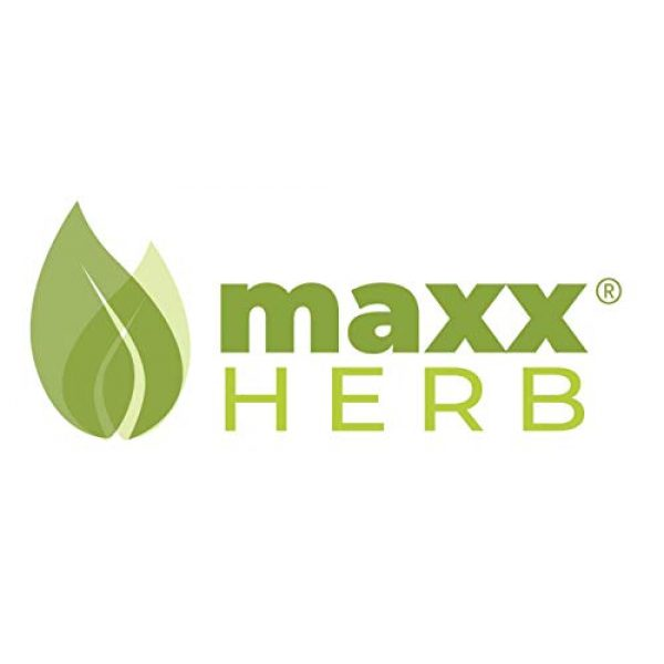 Maxx Herb Calcium Supplement 7 Maxx Herb Calcium Alpha - Ketoglutarate (Ca-AKG) Pure Powder (100 Grams) for Energy, Vitality, Mental Focus, Clarity & DNA Structure, Non-GMO and Gluten Free (1 Jar) 67 Servings