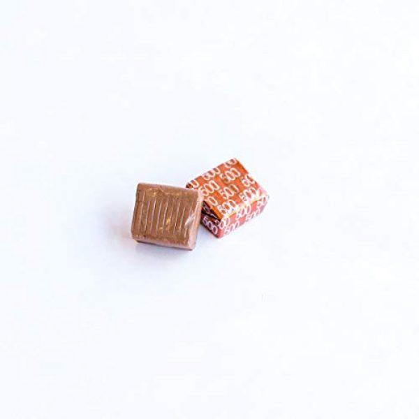 Bariatric Advantage Calcium Supplement 6 Bariatric Advantage - 500mg Calcium Citrate Chewy Bite - Peanut Butter Chocolate, 90 Count