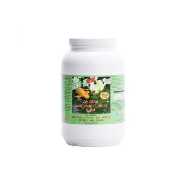 Microbe Lift Calcium Supplement 1 Microbe Lift Ecological Labratories Calcium Montmorillonite Clay, 6 lb.