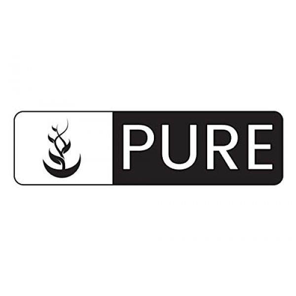 Pure Organic Ingredients Calcium Supplement 2 Calcium Carbonate Powder (5 lb.) by Pure, Eco-Friendly Packaging, Dietary Supplement, Antacid, Food Preservative, More