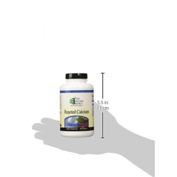 Ortho Molecular Calcium Supplement 5 Ortho Molecular - Reacted Calcium - 180 Capsules
