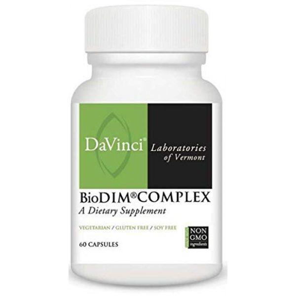 DaVinci Laboratories of Vermont Calcium Supplement 1 DaVinci Laboratories BioDim Complex, 60 Capsules