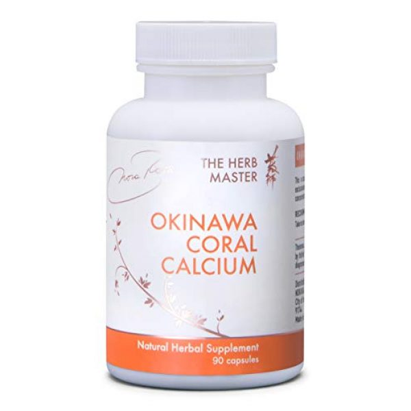 Nora Ross, Inc. Calcium Supplement 1 Okinawa Coral Calcium - Easily Absorbed, High Quality Coral Derived Calcium, Great for Women - by Nora Ross