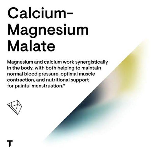 Thorne Research Calcium Supplement 4 Thorne Research - Calcium-Magnesium Malate - 240 Capsules