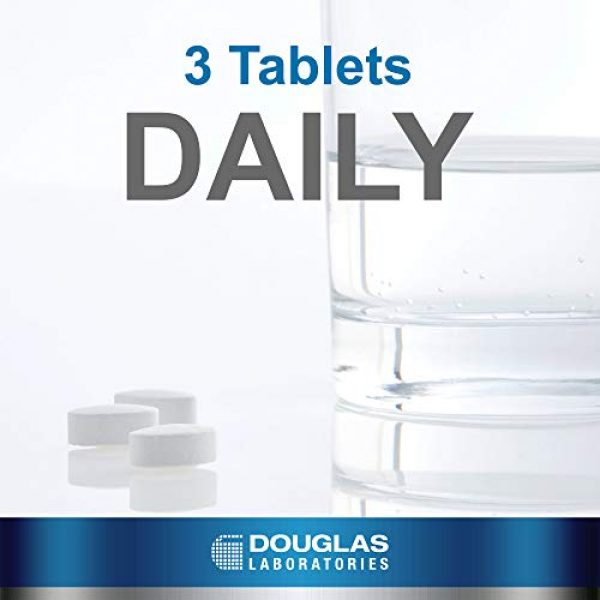Douglas Labs Calcium Supplement 3 Douglas Laboratories - Cal-6 + Mg. - Six-Source Calcium Complex with Magnesium to Support Healthy Bones and Teeth - 250 Tablets