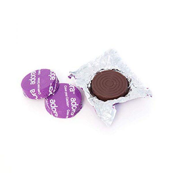 Adora Calcium Supplement 2 Adora - Calcium Supplement Dark Chocolate, 30 ct (Pack of 6)