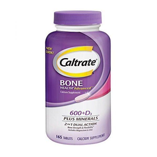 Pfizer Calcium Supplement 1 CALTRATE 600 PLUS TABS Size: 165