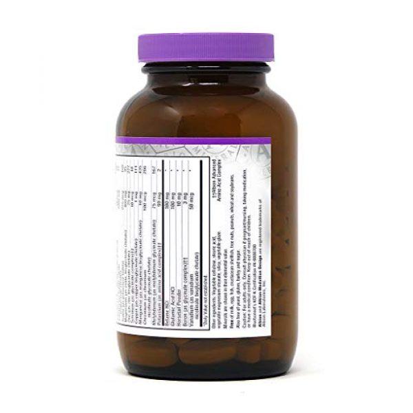 Bluebonnet Calcium Supplement 3 Bluebonnet Nutrition High Potency Chelated Multiminerals (Iron-Free) Caplets, 120 Count