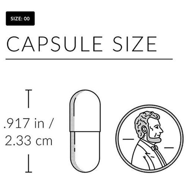 NusaPure Calcium Supplement 7 Coral Calcium 1000 mg 240 Veggie Caps (Non-GMO & Gluten-Free) Supports Bone Health & PH Levels*- Contains Magnesium, 73 Minerals and Vitamin D3