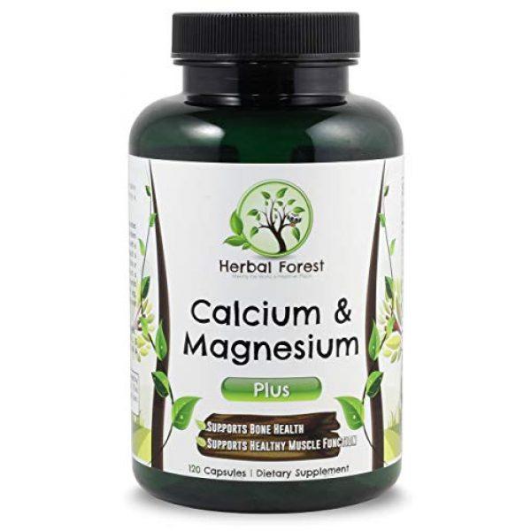 Herbal Forest Calcium Supplement 1 Calcium & Magnesium Plus