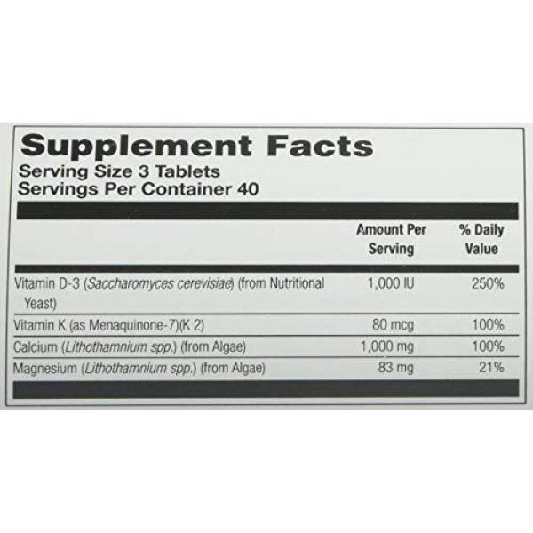Sunny Green Calcium Supplement 4 Sunny Green Ocean Greens Calcium Plus, 120 Count