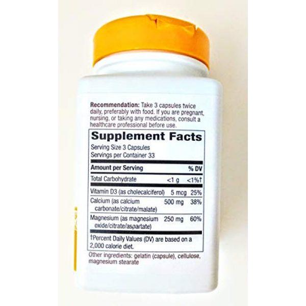 Nature's Way Calcium Supplement 3 Nature'S Way Calcium Magnesium & Vit D 100 Cap