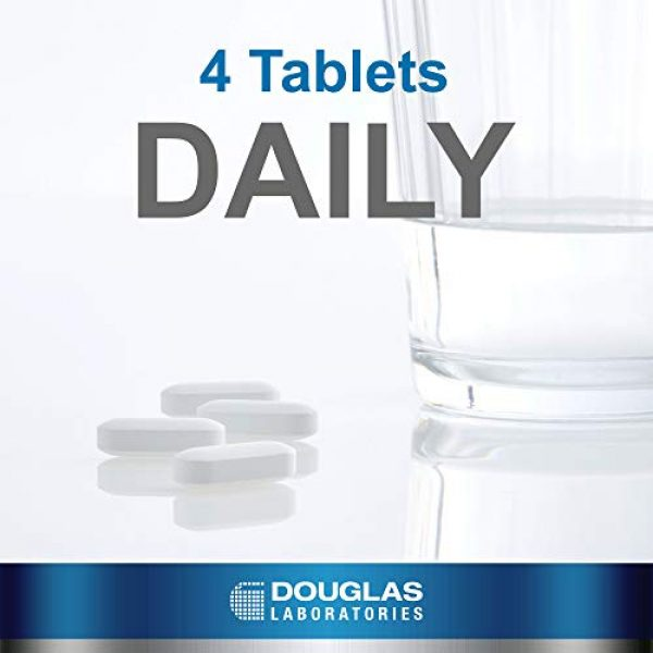 Douglas Labs Calcium Supplement 3 Douglas Laboratories - Dyna-Cal - Extra-Strength Calcium/Magnesium Complex to Support Healthy Bone Structure - 250 Tablets
