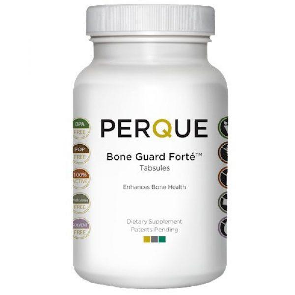 Perque Calcium Supplement 1 Perque Bone Guard Forte 20 240 Tablets by Perque