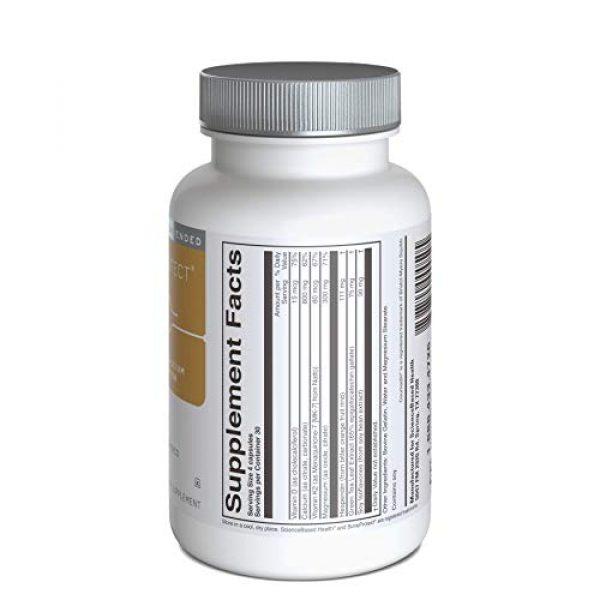 ScienceBased Health Calcium Supplement 2 BoneProtect - Advanced Calcium Supplement for Bone Health - 800 Mg. Calcium, Vitamin D, Vitamin K, Soy Isoflavones, Hesperidin, Green Tea Extract - 120 Capsules