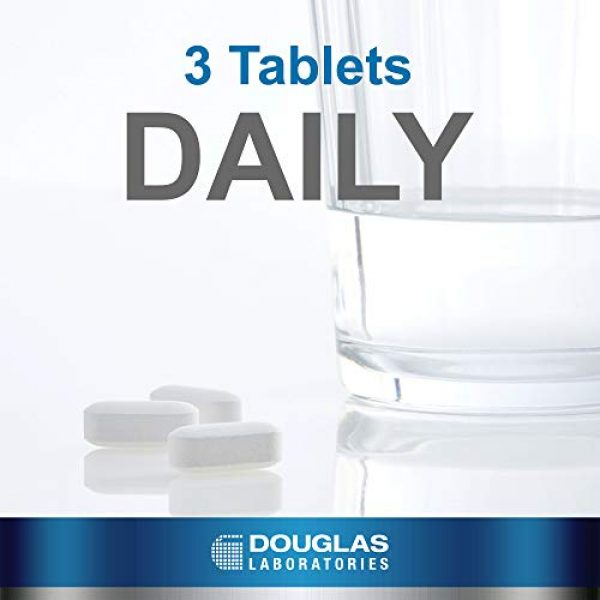 Douglas Labs Calcium Supplement 3 Douglas Laboratories - Cal/Mag 2001 (Calcium Two to One) - with Magnesium and Other Nutrients to Support Healthy Bone Structure - 180 Tablets