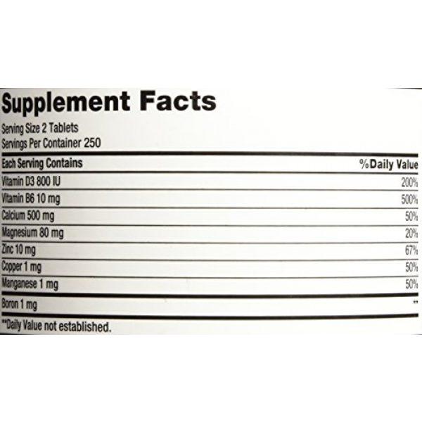 Kirkland Signature Calcium Supplement 4 Kirkland Signature Calcium Citrate 500mg (500 Tablets)
