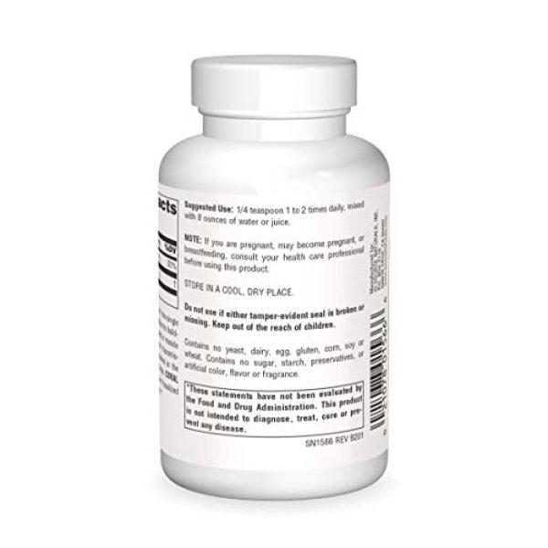 Source Naturals Calcium Supplement 2 Source Naturals Coral Calcium Powder, 4 Ounce