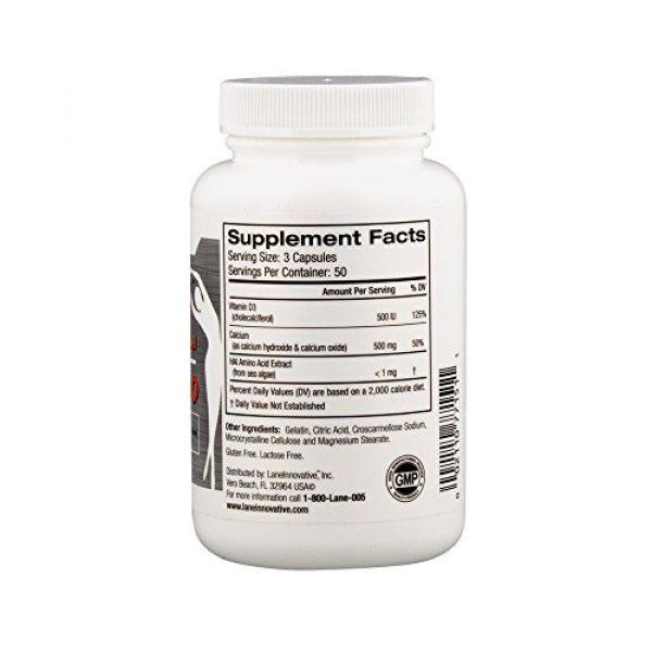 Lane Innovative Calcium Supplement 2 Lane Innovative - AdvaCAL 1000, Advanced Calcium Supplement, Easy to Swallow Extra Small Capsule, Supports Increased Bone Density (150 Capsules)