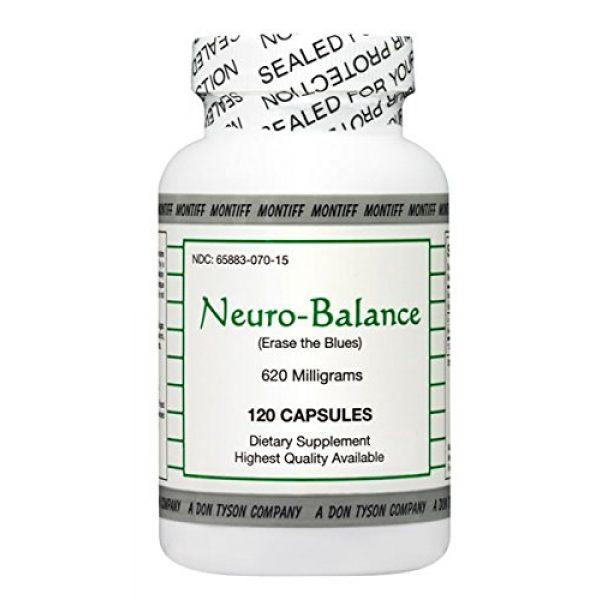 Montiff Calcium Supplement 1 Montiff - Neuro-Balance 620 mg 120 caps