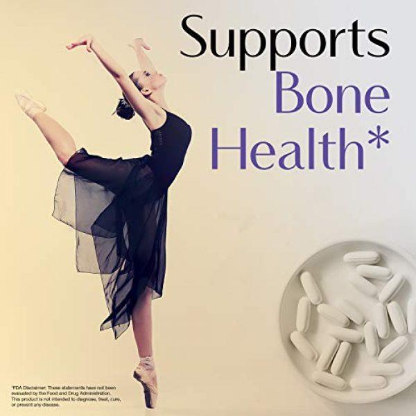 Neoflex Calcium Supplement 3 Neoflex Calcium + Vitamin D Dietary Supplement, Bone & Joint Health Supplement, 180 Capsules