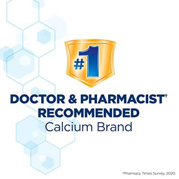 CITRACAL Calcium Supplement 3 Citracal Petites, Highly Soluble, Easily Digested, 400 mg Calcium Citrate with 500 IU Vitamin D3, Bone Health Supplement for Adults, Relatively Small Easy-to-Swallow Caplets, 375 Count