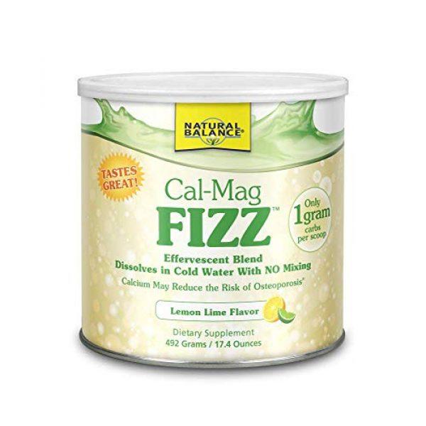 Baywood Calcium Supplement 1 Baywood Cal-mag Fizz Lemon-Lime, 17.4000-Ounce