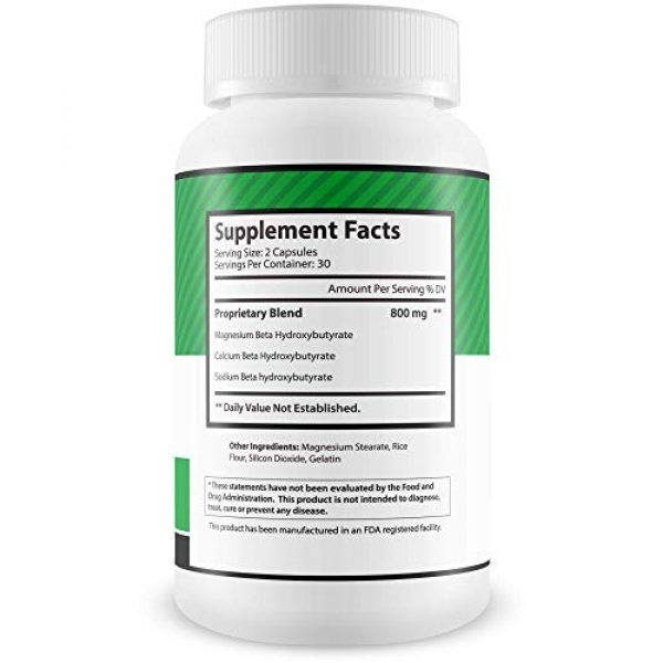 Tier 2 Keto Pills Calcium Supplement 2 Ultra Tier II Keto Pills with Bhb - Fast Acting Advanced Weight Loss Support - Burn More Fat & Lose More Weight with Faster Ketosis - Calcium BHB - Ketogenic Accelerator - Tier 2 Keto Pills
