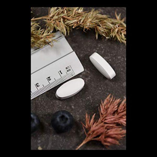 KAL Calcium Supplement 5 Kal Ultra Calcium Citrate Plus Tablets, 120 Count