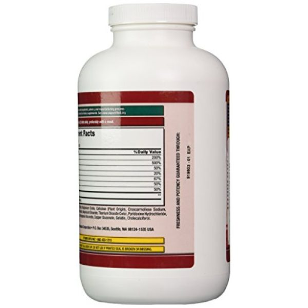 Kirkland Signature Calcium Supplement 3 Kirkland Signature Calcium Citrate 500mg (500 Tablets)