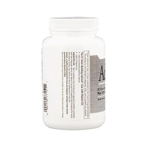 Lane Innovative Calcium Supplement 3 Lane Innovative - AdvaCAL 1000, Advanced Calcium Supplement, Easy to Swallow Extra Small Capsule, Supports Increased Bone Density (150 Capsules)