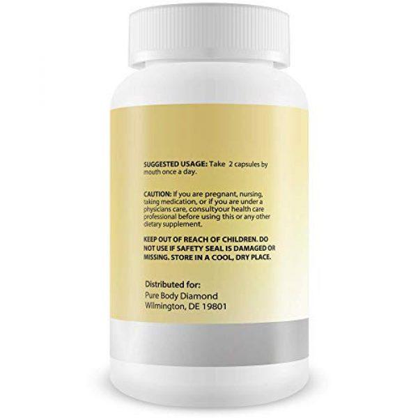 Pure Body Diamond Calcium Supplement 3 Pure Body Diamond Keto Pills - Keto Boost - Accelerate Ketosis - Burn More Fat - Burn Fat Faster - Keto Pills for Women, Keto Pills for Men - Feel The Keto Power of Bhb exogenous Ketones Capsules