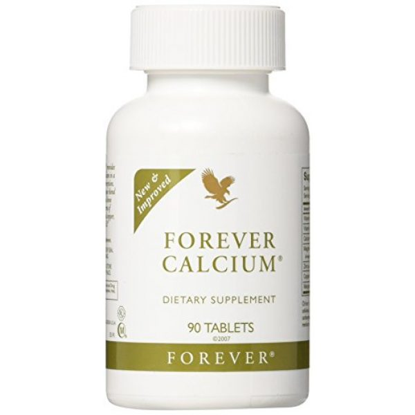 Forever Living Calcium Supplement 1 Forever Living Calcium, 90 Tablets