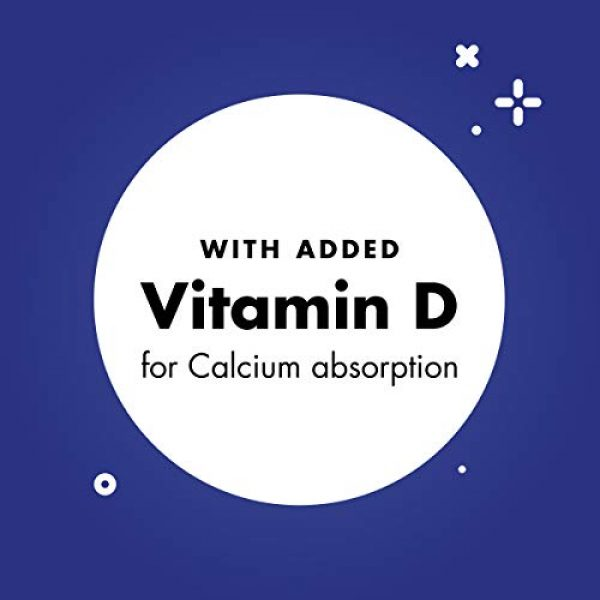 OsCal Calcium Supplement 3 Os-Cal Calcium + D3 500 mg Calcium Supplement with 200 IU Vitamin D3 to Help Maintain Strong Bones, Coated Caplets - 210 Count