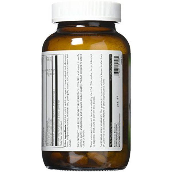 Pioneer Nutritional Formulas Calcium Supplement 2 Pioneer Nutrition Children's Calcium Magnesium & D Chocolate Supplements, 120 Count