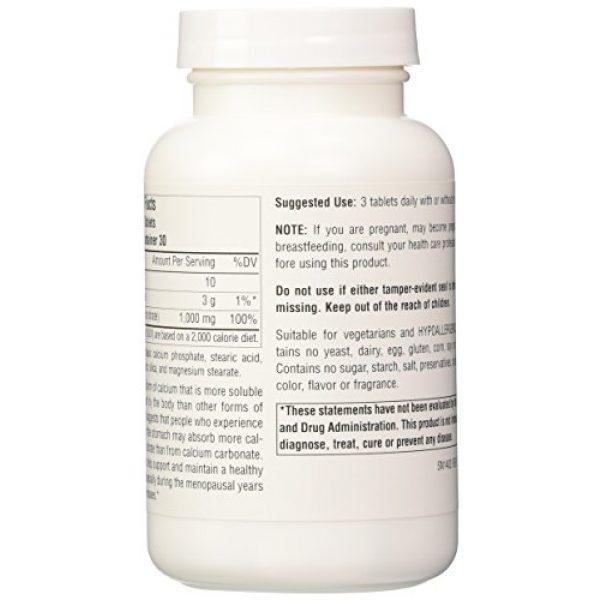 Source Naturals Calcium Supplement 2 SOURCE NATURALS Calcium Citrate 333 Mg Tablet, 90 Count