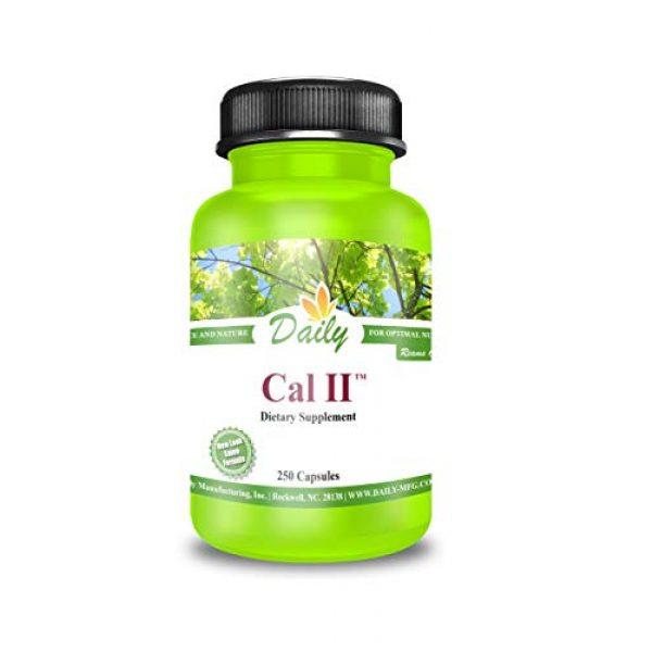 Daily Manufacturing Calcium Supplement 2 Cal-II (Reams Formula) | 250