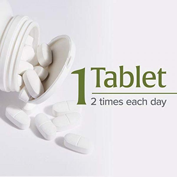 Natural Factors Calcium Supplement 6 Natural Factors, Calcium & Magnesium Citrate with Vitamin D3, Support for Bones and Teeth, 180 Tablets