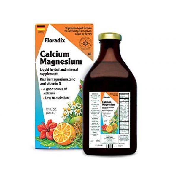 Salus-Haus Calcium Supplement 1 Salus Haus Floradix Liquid Calcium & Magnesium 17 O
