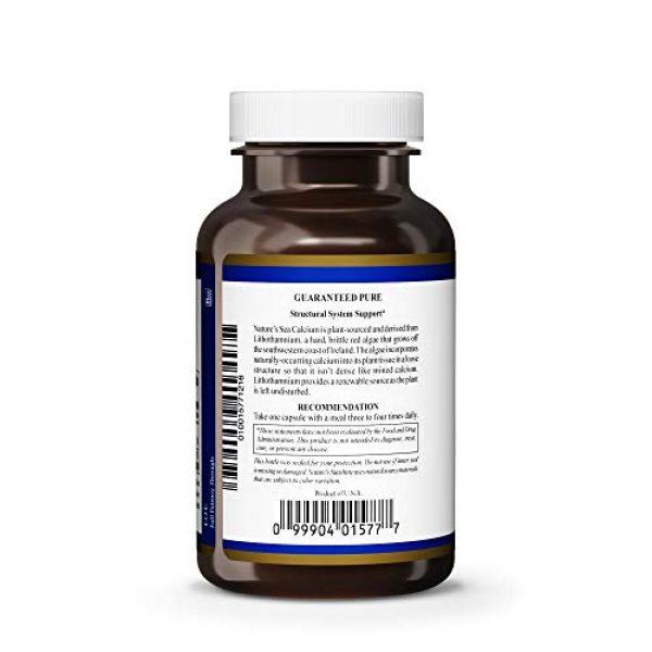 Nature's Sunshine Calcium Supplement 2 Nature's Sunshine Sea Calcium 120 Capsules