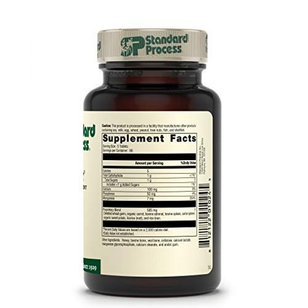 Standard Process Calcium Supplement 2 Standard Process - Bio-Dent - 330 Tablets