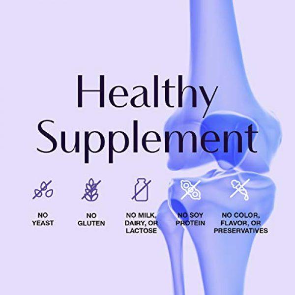 Neoflex Calcium Supplement 6 Neoflex Calcium + Vitamin D Dietary Supplement, Bone & Joint Health Supplement, 180 Capsules